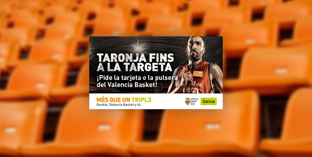 Bankia y Valencia Basket Club