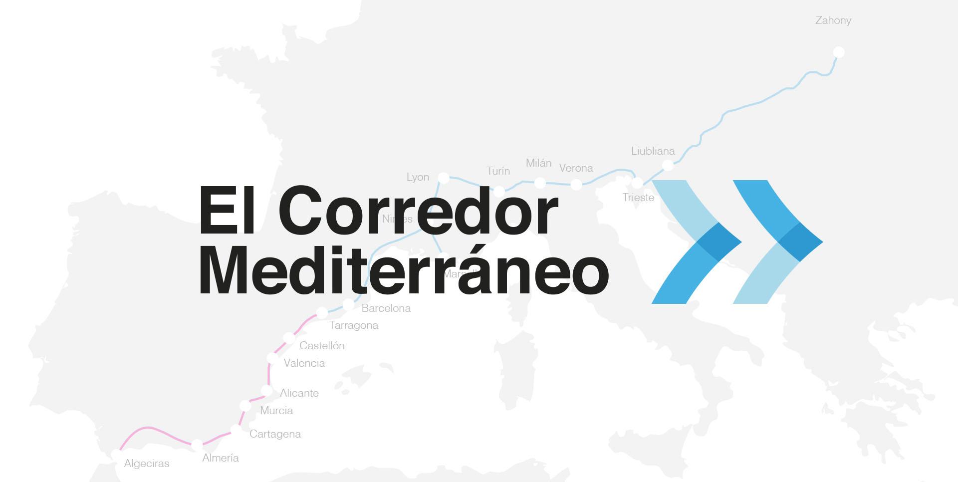 EVENTO EL CORREDOR MEDITERRÁNEO