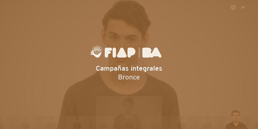 Bronce en los FIAP 2018