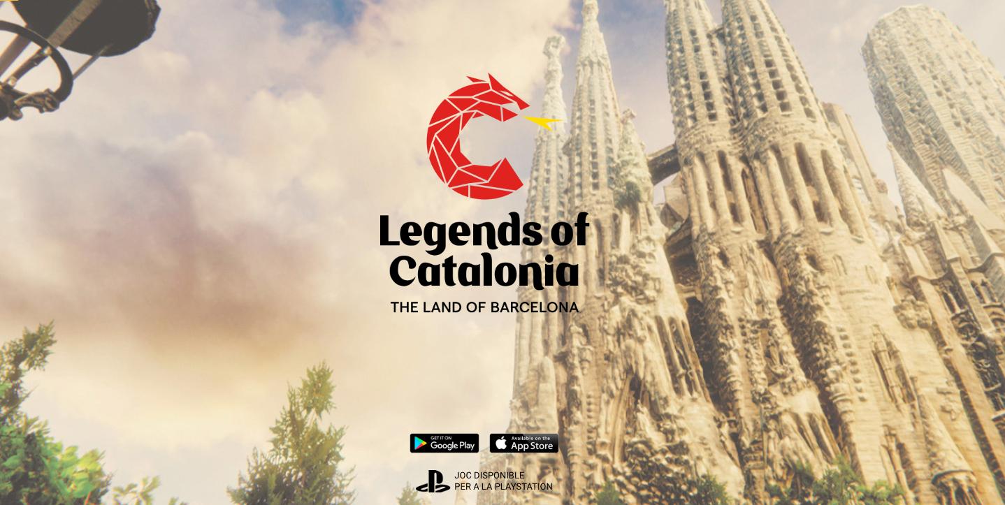 'LEGENDS OF CATALONIA' LLEGA A 40 PAÍSES