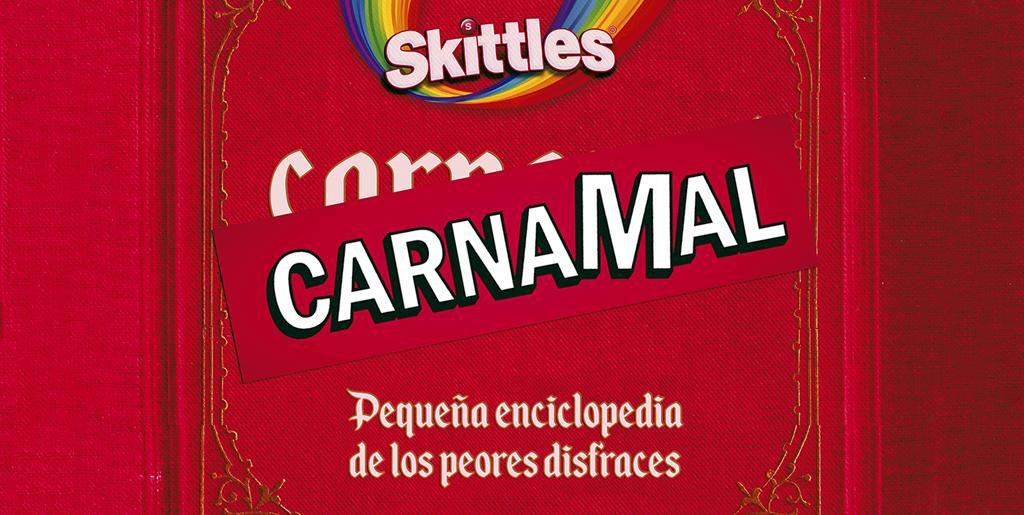 Celebramos el #CarnaMal Skittles