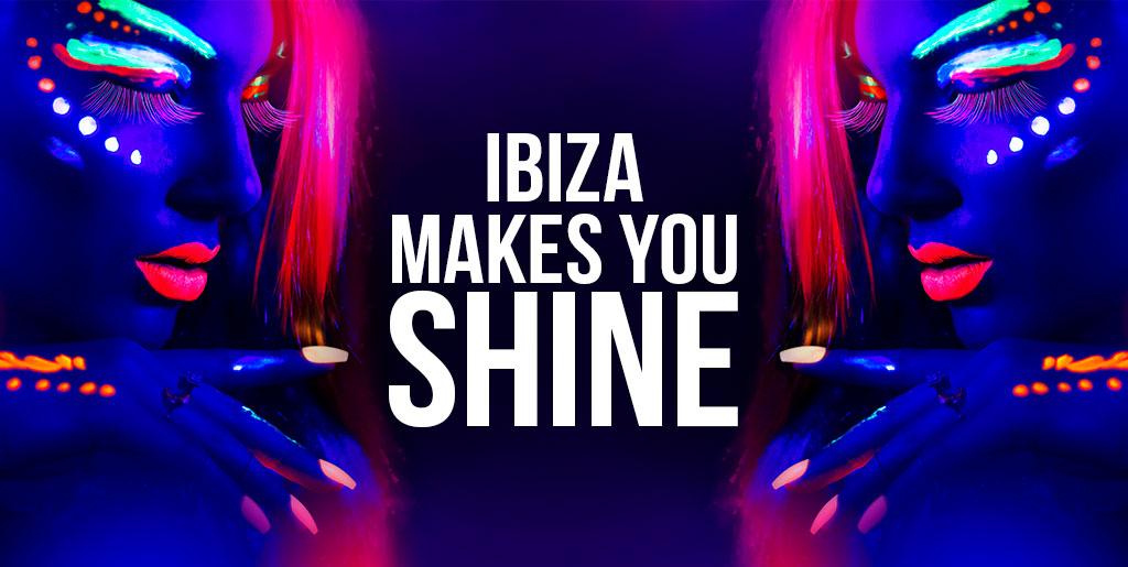 Ibiza te hace brillar y en AFTERSHARE lo sabemos.