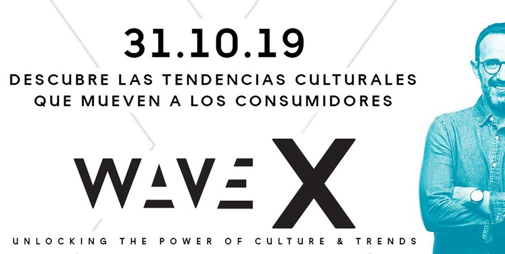 Wave cumple 10 años y nosotros diseñamos la nueva imagen de su evento