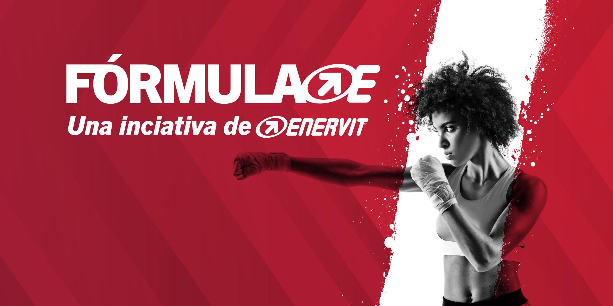Enervit y AFTERSHARE lanzan FÓRMULA E.