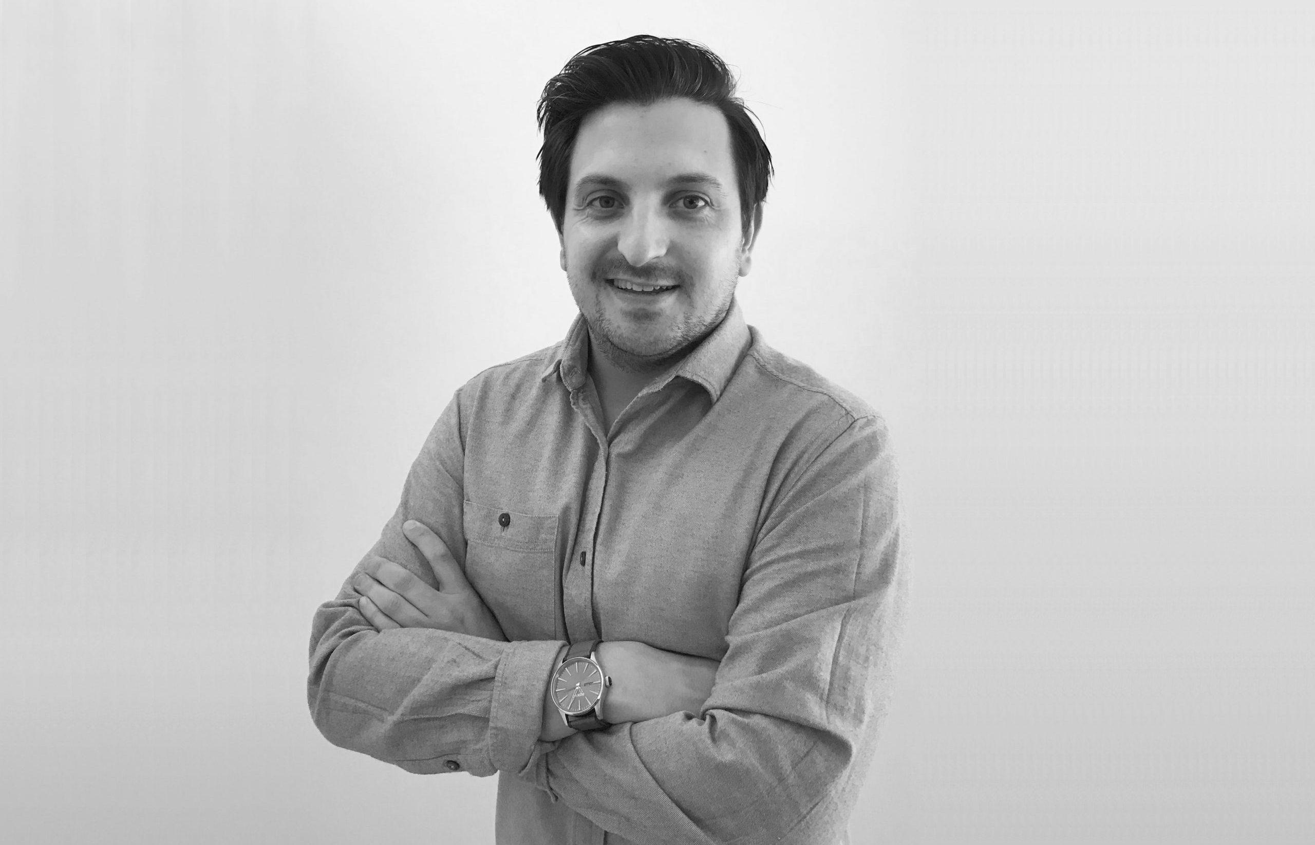Carlos Iranzo, nueva incorporación en la oficina de Valencia.