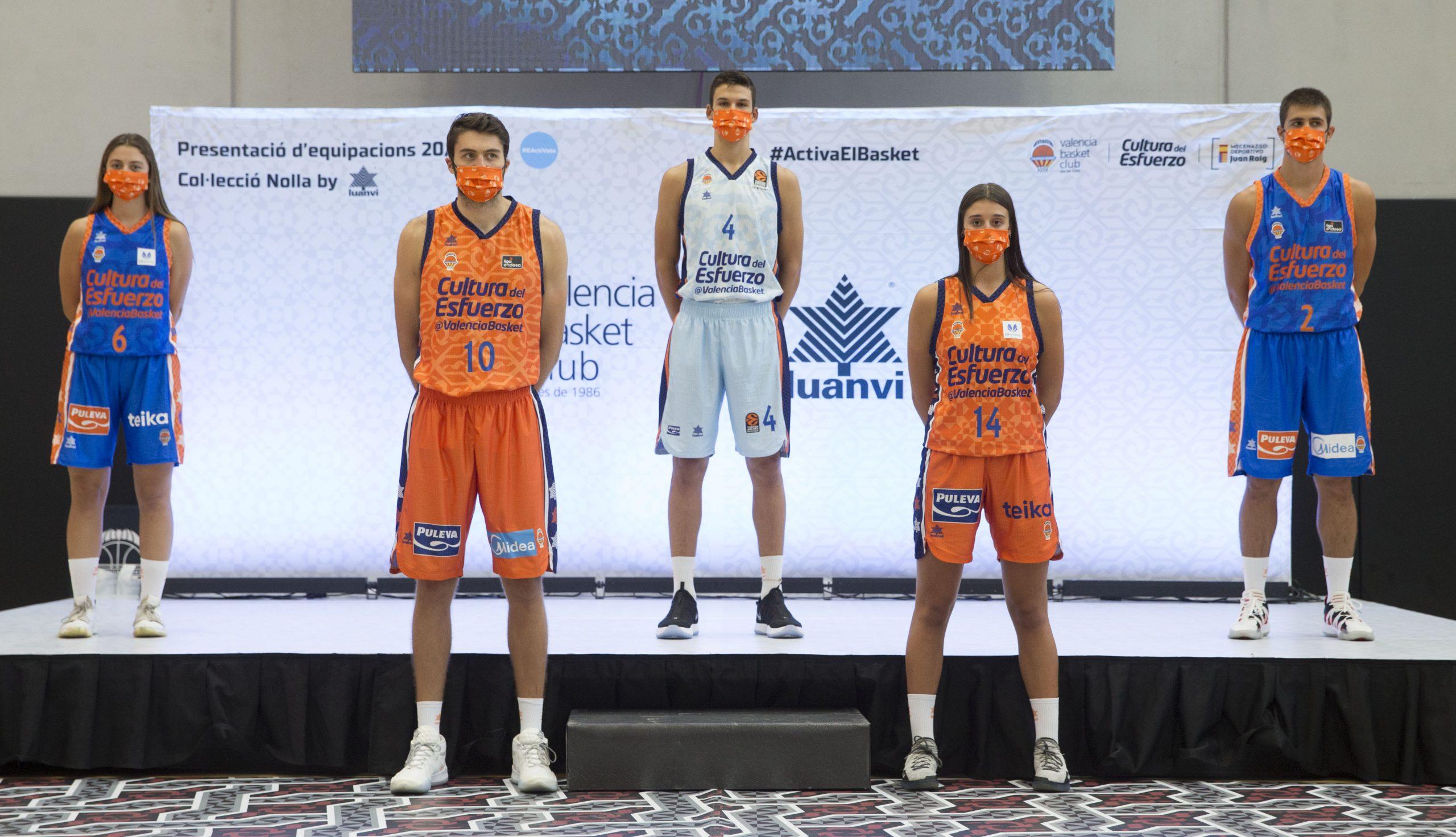 Activamos el basket valenciano vestidos de cerámica