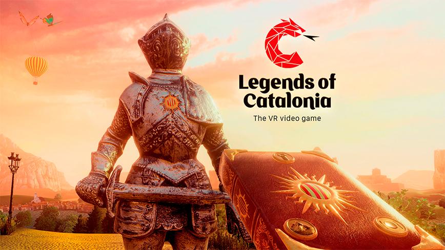 «Legends of Catalonia», una premiada campaña de innovación y gamificación