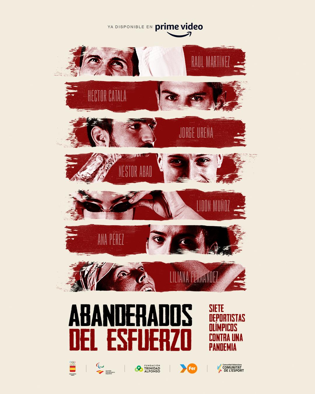 «Abanderados del Esfuerzo» el primer branded content deportivo rodado durante el confinamiento