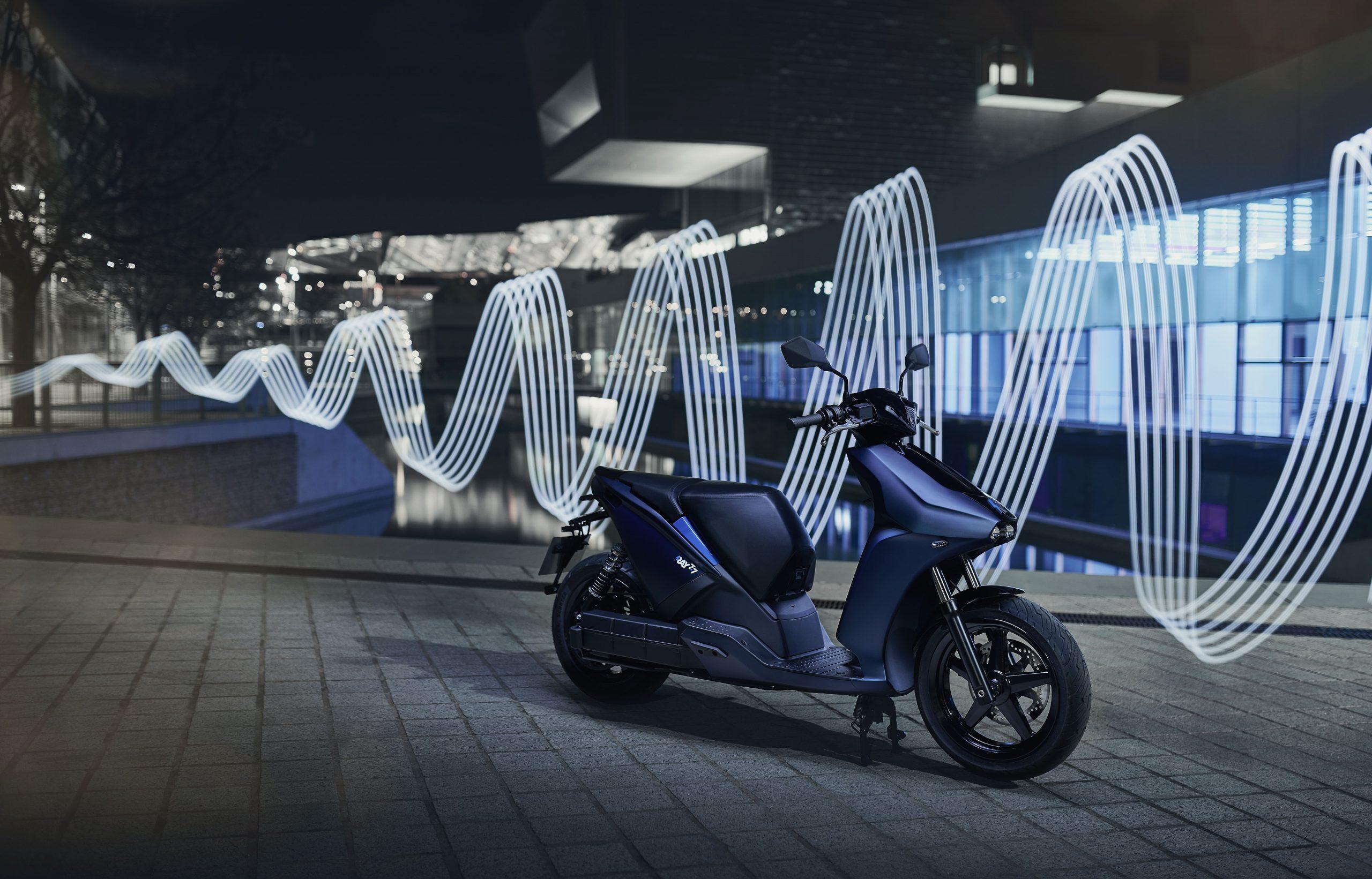 AFTERSHARE crea la primera campaña de Ray Electric Motors
